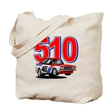 BRE Datsun 510 #46 Tote Bag