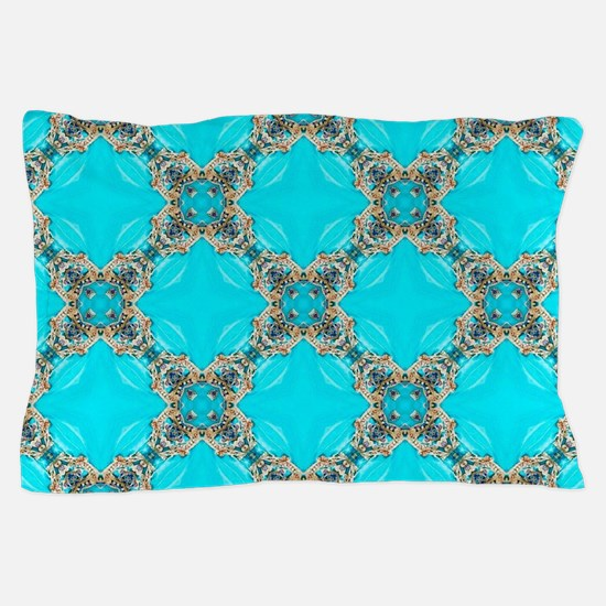 Cot In A Box Morocco Turquoise: Moroccan Duvet Covers, Pillow Cases & More