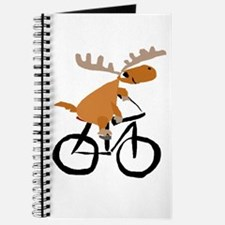 Moose Riding Bicycle Journal