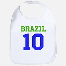 BRAZIL 10 Bib