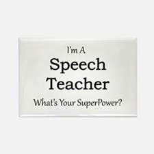 Speech Teacher Magnets
