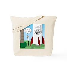 Model Rocket? Tote Bag