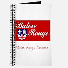 Baton Rouge LA Flag Journal
