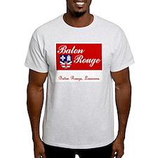 Baton Rouge LA Flag T-Shirt
