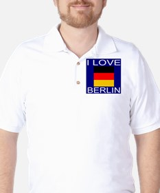 I Love Berlin T-Shirt