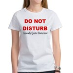 Quite Disturbed Women's T-Shirt