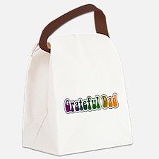 Grateful Dad Canvas Lunch Bag