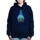 Laboratory Women's Sweatshirts and Hoodies