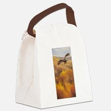 SRose Evening Hunt Canvas Lunch Bag