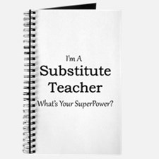 Substitute Teacher Journal