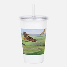 SRose Independence Acrylic Double-wall Tumbler