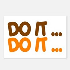 DO IT...  Postcards (Package of 8)