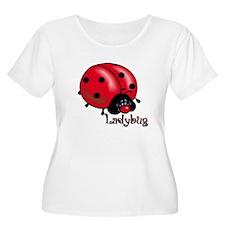 Chubby Lil' Ladybug T-Shirt