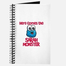 Sarah Monster Journal
