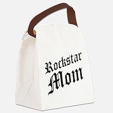 Rockstar Mom Canvas Lunch Bag