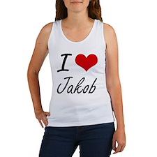 I Love Jakob Tank Top