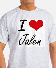I Love Jalen T-Shirt