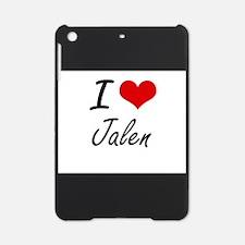I Love Jalen iPad Mini Case