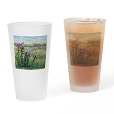 SRose Essence of Summer Drinking Glass