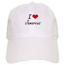 I Love Jamarcus Baseball Cap