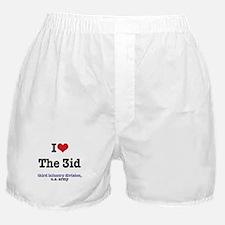 I (Heart) the 3ID Boxer Shorts