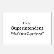 Superintendent Postcards (Package of 8)