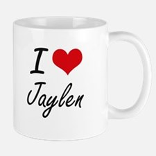 I Love Jaylen Mugs
