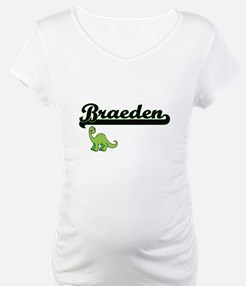 Braeden Classic Name Design with Shirt