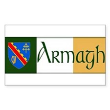 Cute Irish bumper Decal