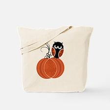 Halloween Illustration Tote Bag