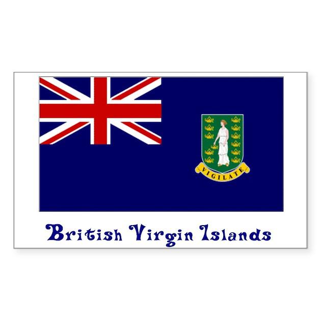 british virgin island flags