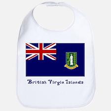 British Virgin Islands Flag Bib