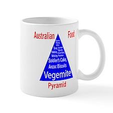 Australian Food Pyramid Mug