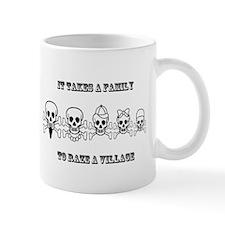 Pirate Family Mug