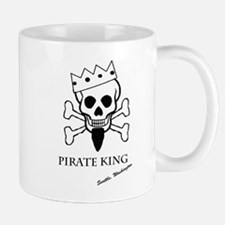 Pirate King Seattle Small Small Mug