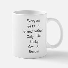 Babcia Mug