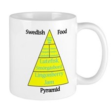 Swedish Food Pyramid Mug