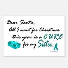 All I Want For Chrismas OC (Sister) Postcards (Pac
