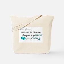 All I Want For Chrismas OC (Sister) Tote Bag