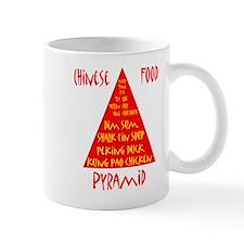 Chinese Food Pyramid Mug