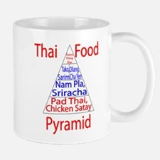 Thai Food Pyramid Mug