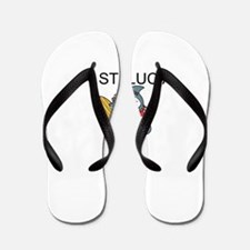 St. Lucia Flip Flops