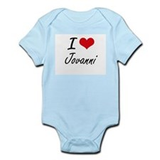 I Love Jovanni Body Suit