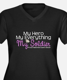 My Everything NG Sister Women's Plus Size V-Neck D
