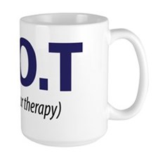 R.I.O.T Running Is Our Therapy Mug