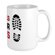 Toe Nails Are For Sissies Mug
