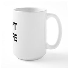 Run Naked (Front) Mug