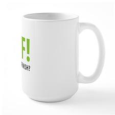 WTF! Where's The Finish? Mug