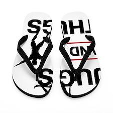 Jugs & Thugs Flip Flops