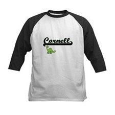 Cornell Classic Name Design with D Baseball Jersey